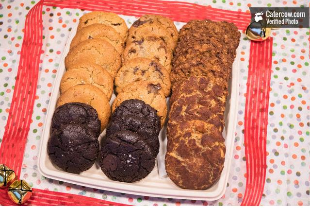Salty Sweet Holiday Cookies - by Salty Sweet