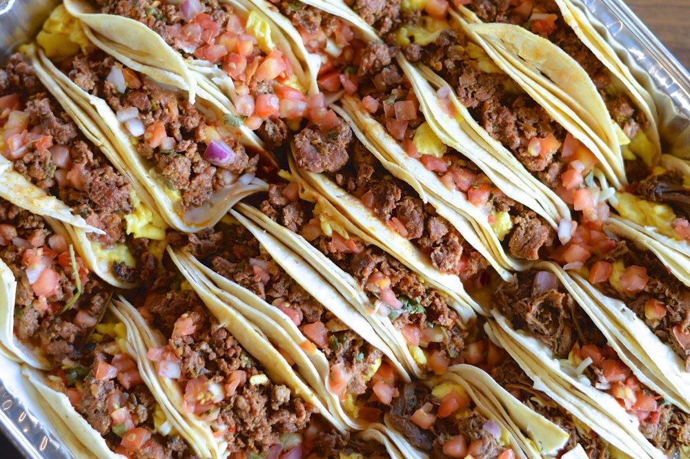 Choza's Breakfast Tacos - Choza (NYC)