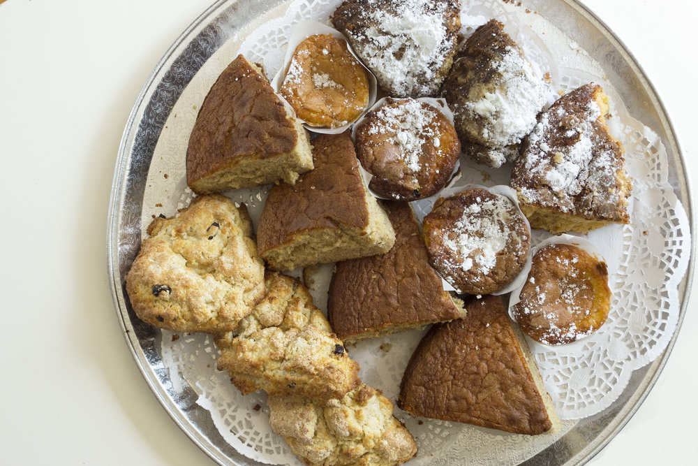 Small Batch Morning Pastries - Jennifer Pennifer Bakes (LA)