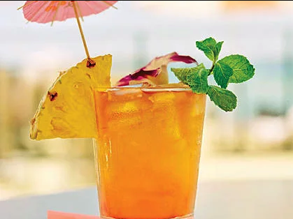 Mai Tai recipe  from MyRecipes