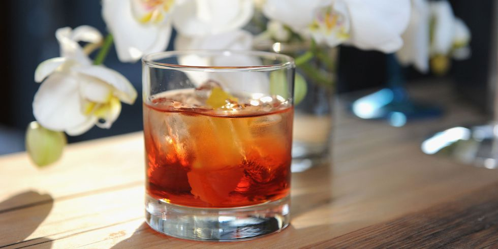 Negroni recipe  from Esquire magazine