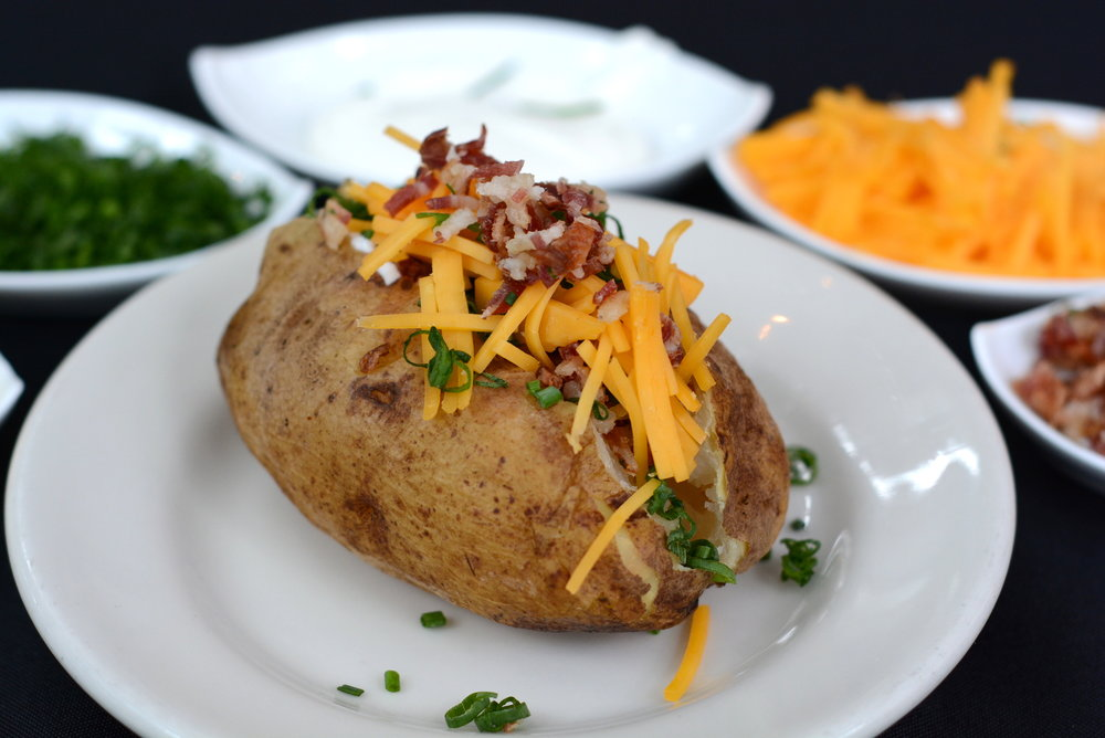 Baked Potato Bar  (Marvin Gardens SF)
