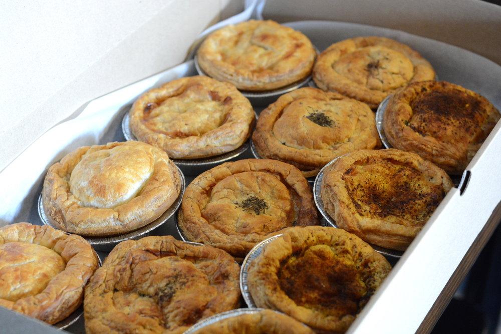 Aussie Pies - KO Catering & Pies (Boston)