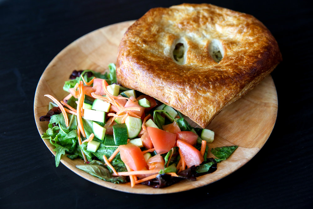 Homemade Pot Pie - Rolling Out Bakery (SF)