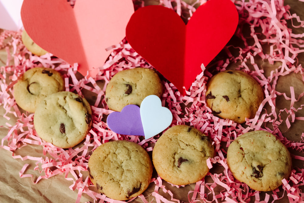 Decorate Your Own Valentine's Day Cookie Party - Kitchen Millie (Boston)
