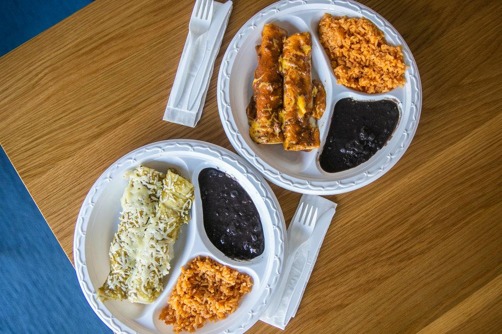 Muchas Enchiladas - Tex-Mex Jose's (Austin)