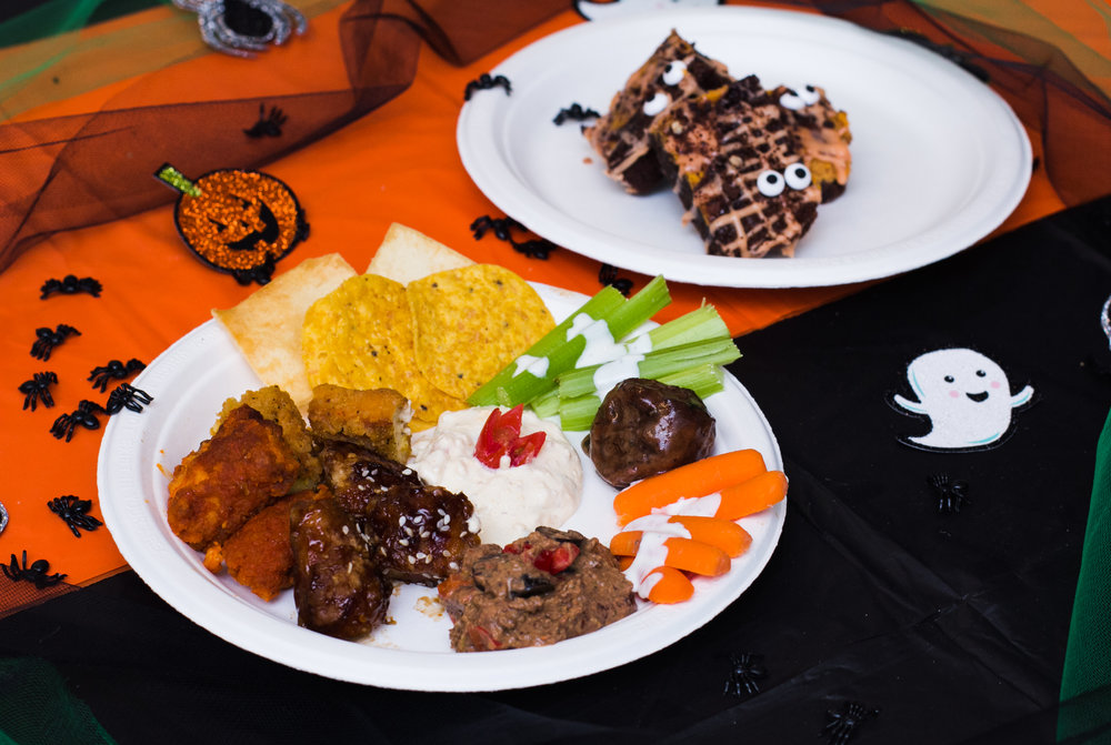 Haunting Halloween Happy Hour - by Cojo Unlimited Catering