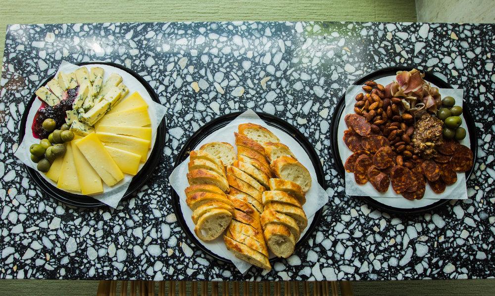 Cheese & Charcuterie - by Café Cultivo