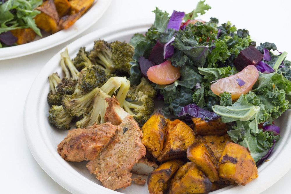 Tandoori Holiday Meal - by Tukda