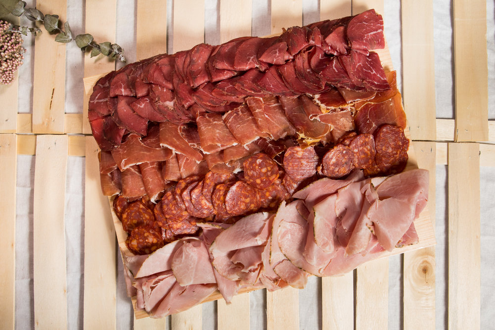 Countryside Charcuterie Meat Platter - by La Fromagerie