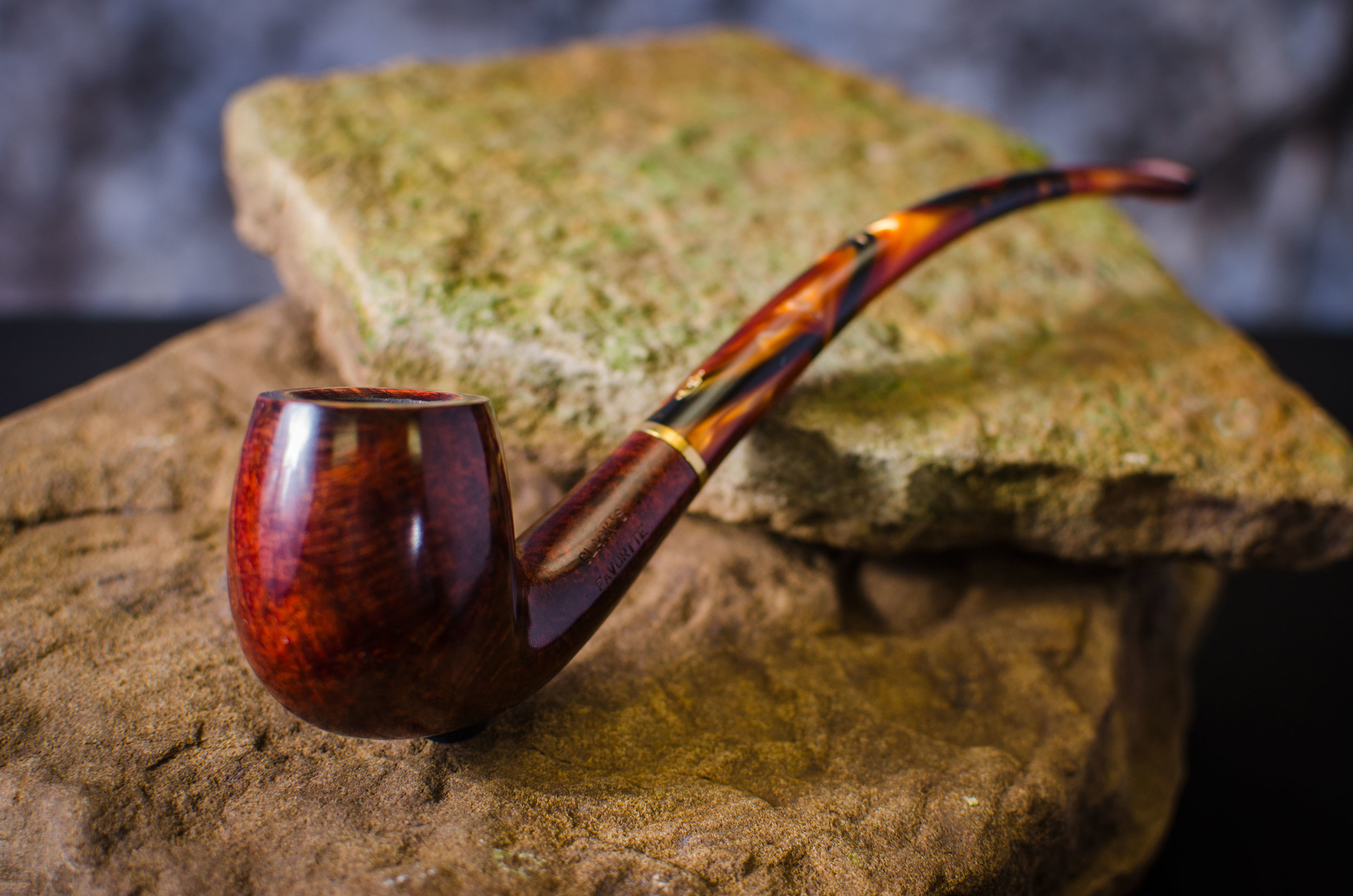 Savinelli: Clark's Favorite Smooth
