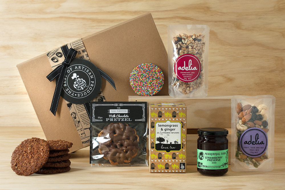 Gifts for the Foodie -