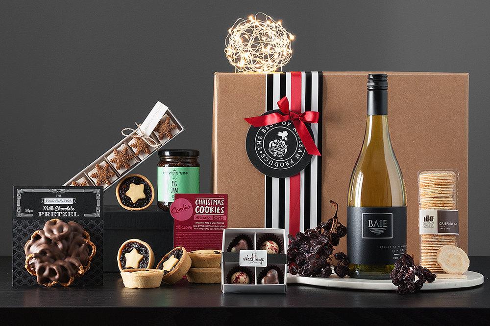 Gourmet Food & Wine Gifts -