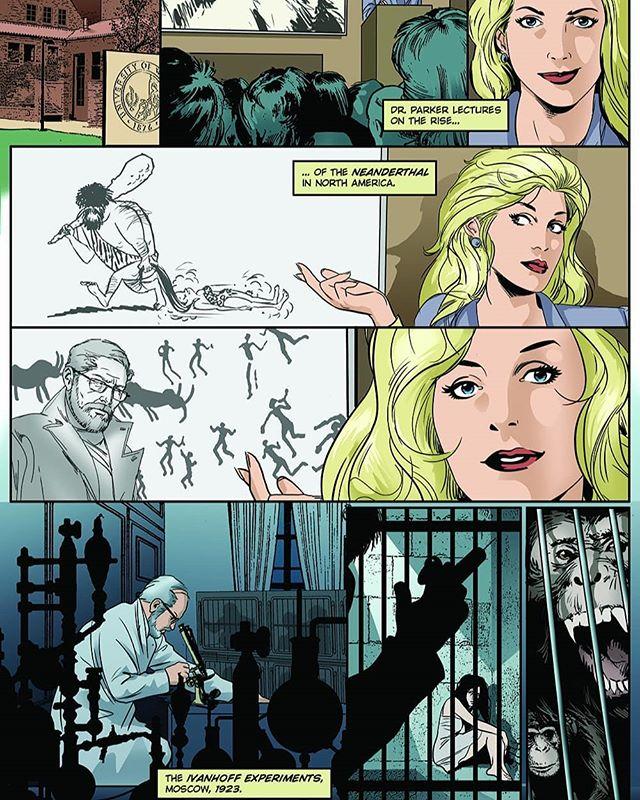 Sneak Peek. The X Species Graphic Novel. Coming to Kindle and paperback January 2019.  #chosenkinorigins #supernatural #superheroes #scifi #comicbooks #marvel #dccomics #endgame #novel #author #kindle #amazon @seraphicpr