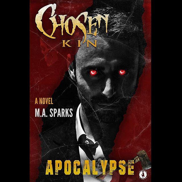 Chosen Kin the Novel. Available on Kindle. Coming to paperback January 2019.  #chosenkinorigins #supernatural #superheroes #scifi #comicbooks #marvel #dccomics #endgame #novel #author #kindle #amazon @seraphicpr