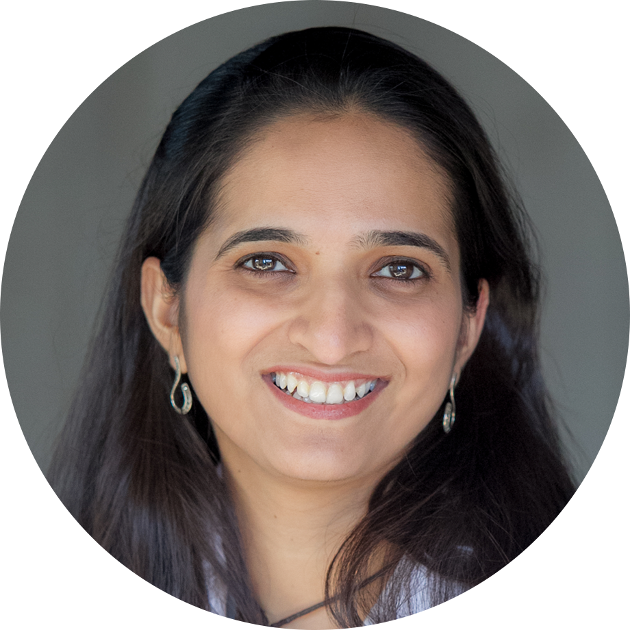 Aparna Sridhar, MD/MPH, Chief Medical Advisor Practicing ob-gyn and academic faculty at UCLA School of Medicine specializing in comprehensive women's health and family planning.