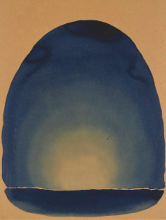 Georgia O'Keeffe,  Light Coming on the Plains No. II