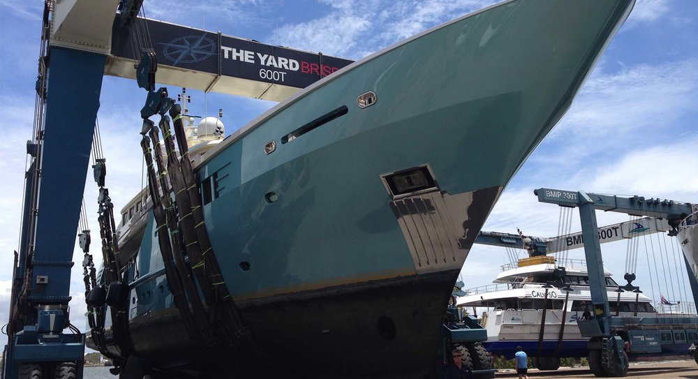 Australia superyacht marina