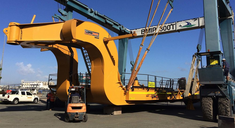 Heavy Industry and Marine Logistics    Get a quote →