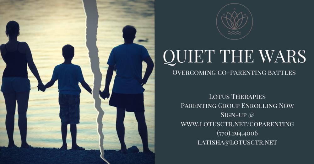 Lotus Therapies|CoParenting Group|Parenting Group|Cumming,GA