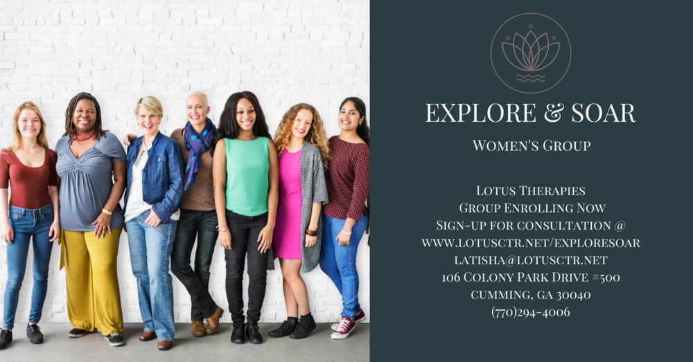 EXPLORE AND SOAR WOMEN'S GROUP
