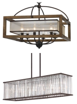 Chandeliers by Wayfair