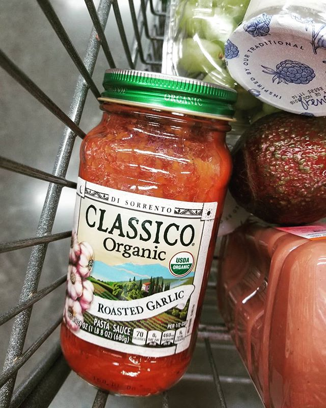 The cart is full! We are all set for an Italian #DinnerWithClassico. Did you spot those organic @classico_sauce on the shelves too? Thanks to @influenster for this @influenster.eats foodie tip! . . . . . #HowDoYouClassico #contest #foodie #instaeats #foodporn #foodlover #homecooking #homecook #instafood #yum #homechef #tampablogger #mamablog #instablog #instablogging  #instamom #instablogger #familycooking #instafood #mom