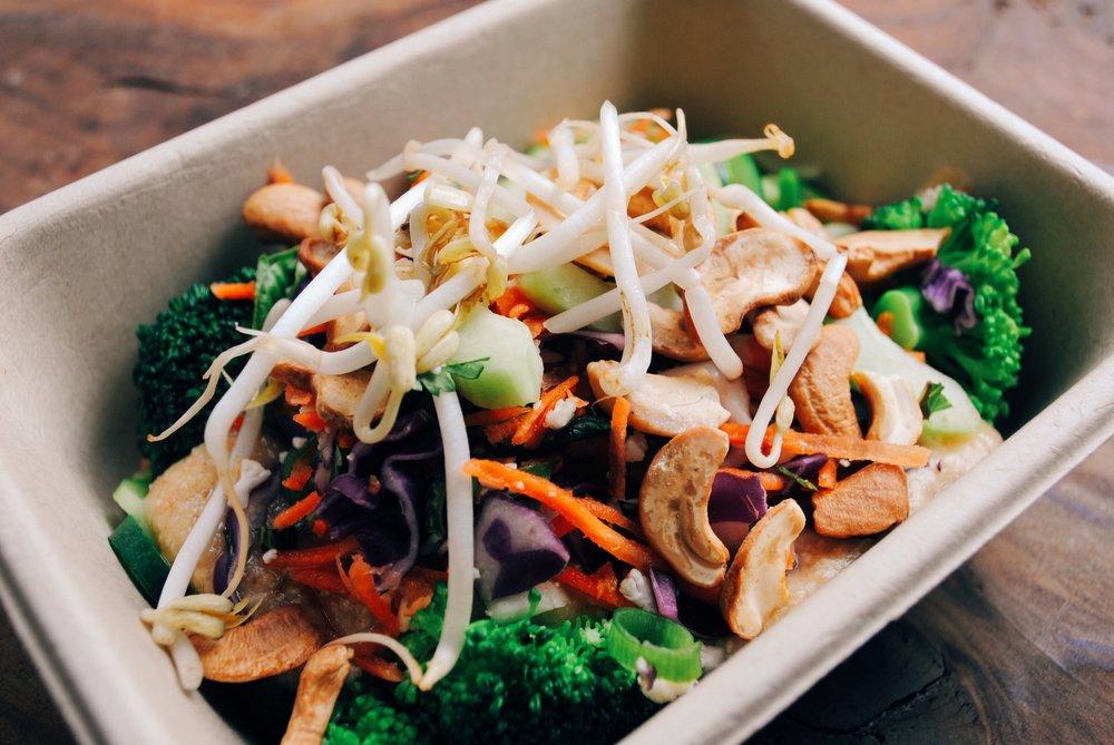 "Core Kitchen ""Thai Zucchini Noodles"""