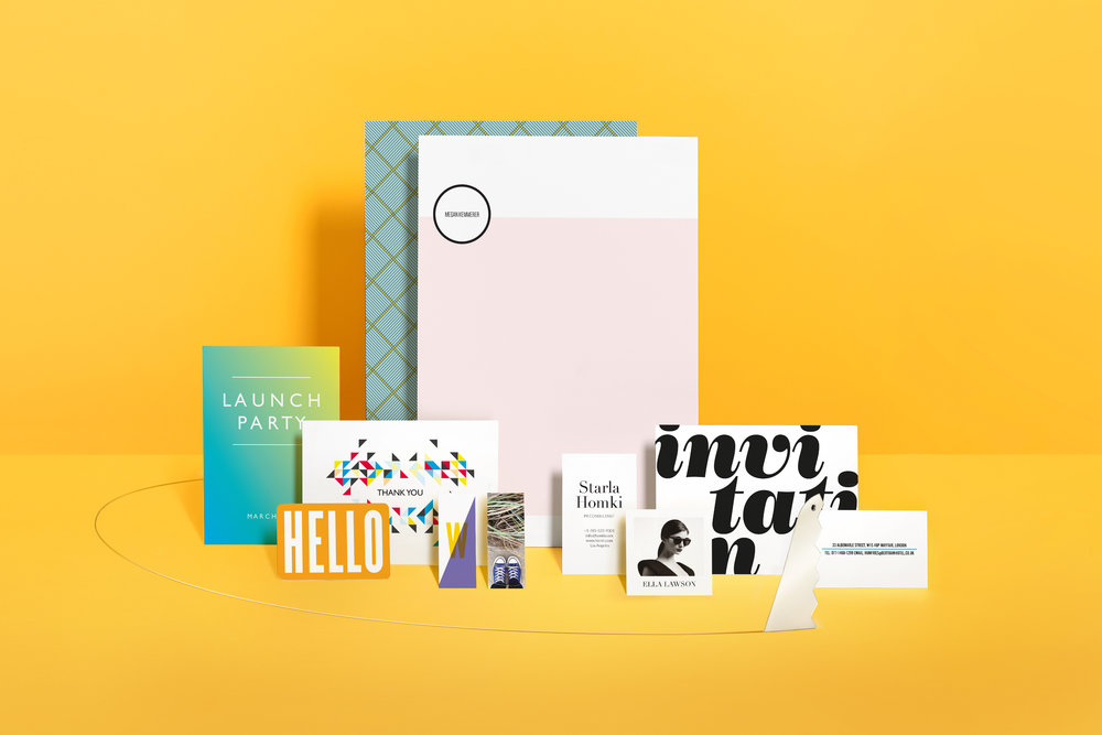 MOO : Our favorite company to print all promotional products