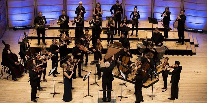Australian Romantic & Classical Orchestra © Nick Gilbert