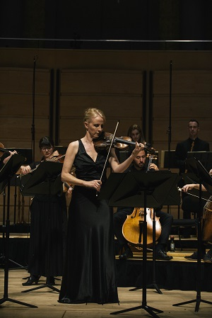 Soloist: Rachael Beesley