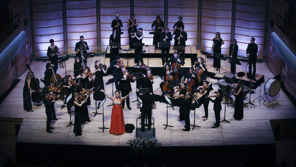 Australian Romantic & Classical Orchestra with International Guest Conductor Jakob Lehmann and mezzo soprano Fiona Campbell, City Recital Hall, May 2017