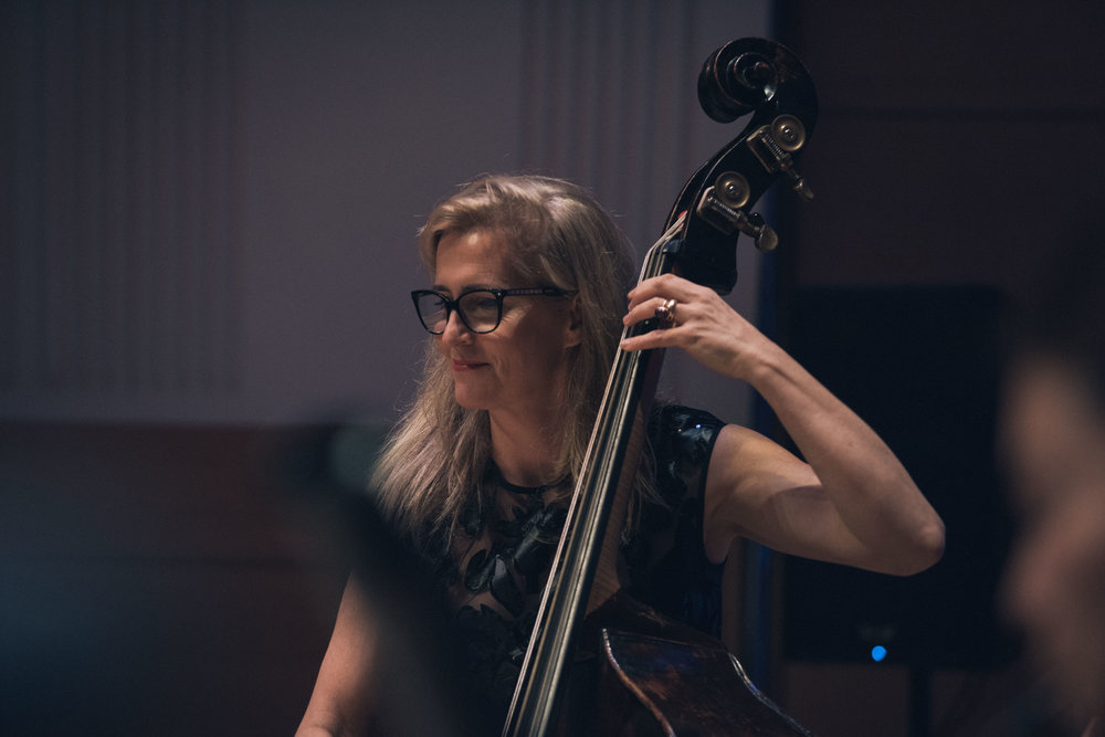Kirsty McCahon | double bass
