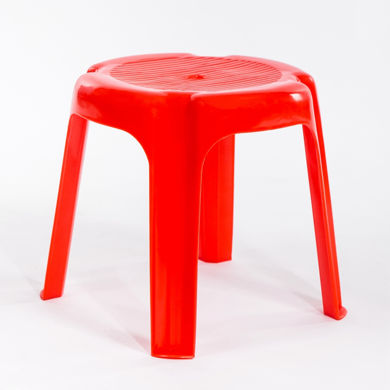 Wondrous Small Round Plastic Stool Rodman Plastics Company Ncnpc Chair Design For Home Ncnpcorg