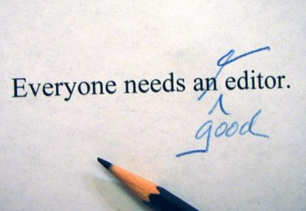 Book editing and Developmental editing services for writers