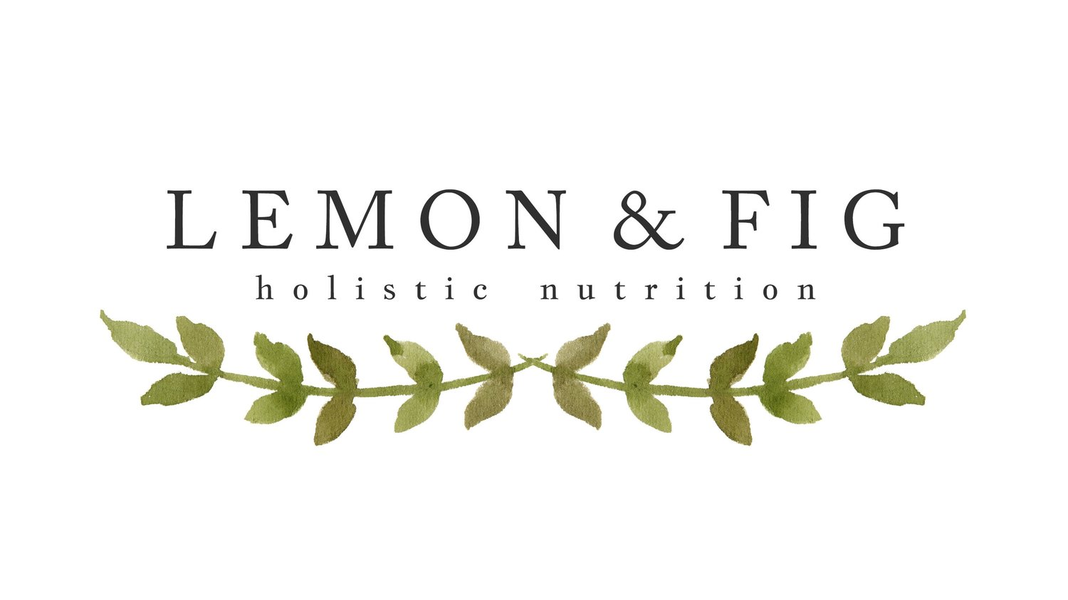 LEMON & FIG holistic nutrition