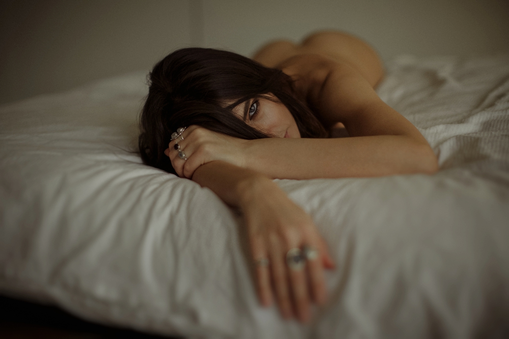 Beautiful Boudoir Photography