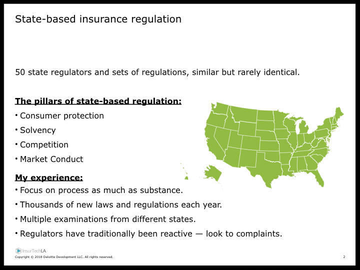 state base insurance regulation InsurTech LA Meeting.png