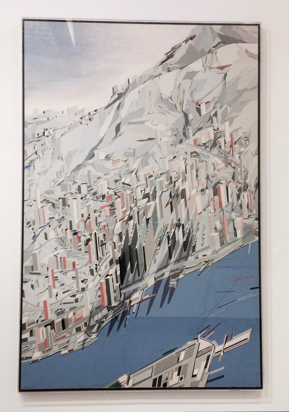 The Peak by Zaha Hadid