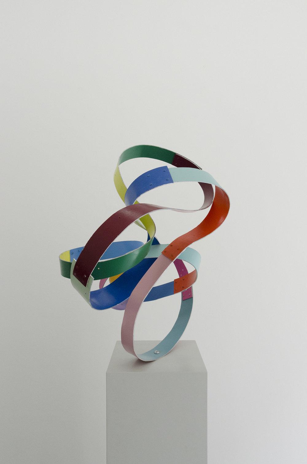 Beat Zoderer, Möbius - Schleife, 2011