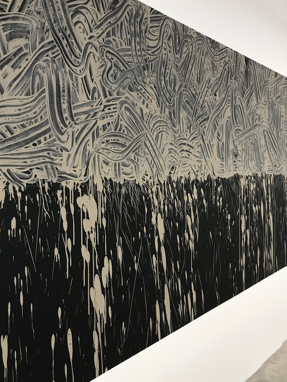 "Richard Long: ""Peloponnese Line"" (2017)"