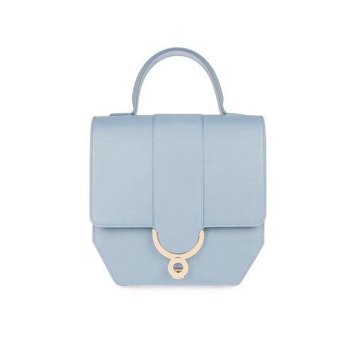 c8b8b7668c12 Plain Kulitta in Powder Blue — Ennigaldi I Luxury Designer Handbags I London  I Online Store
