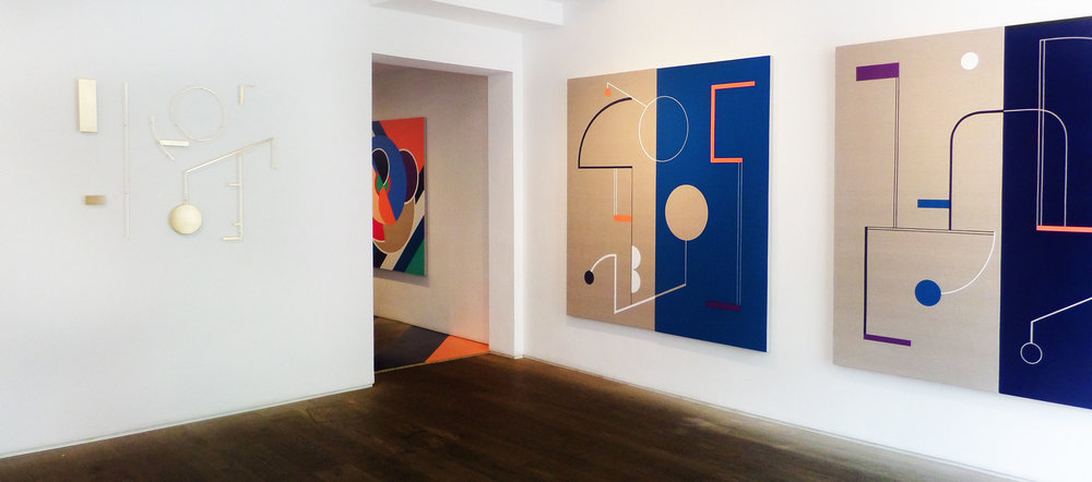Sinta Tantra: Your Private Sky at the Kristin Hjellegjerde Gallery