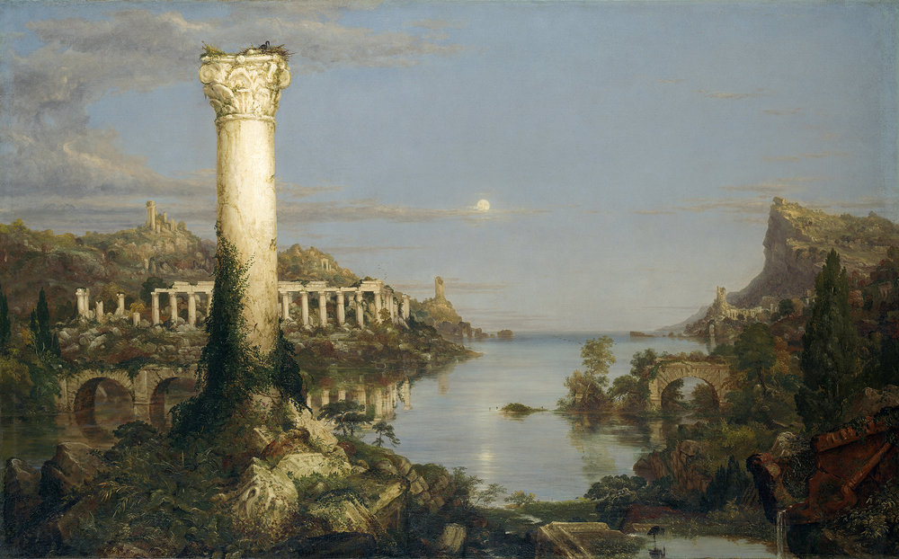 Thomas Cole: Eden to Empire at The National Gallery
