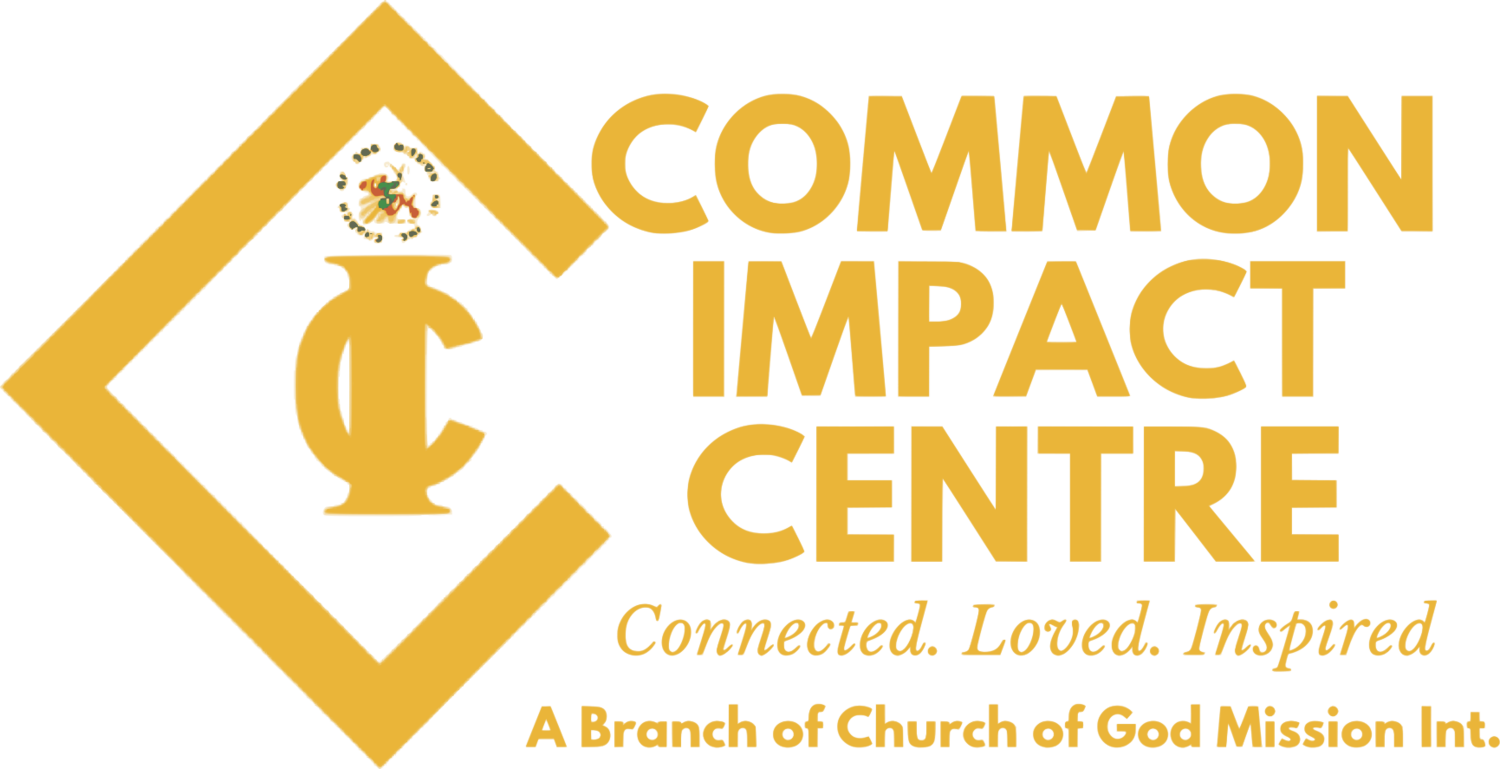 Church of God Mission International | Common Impact Centre