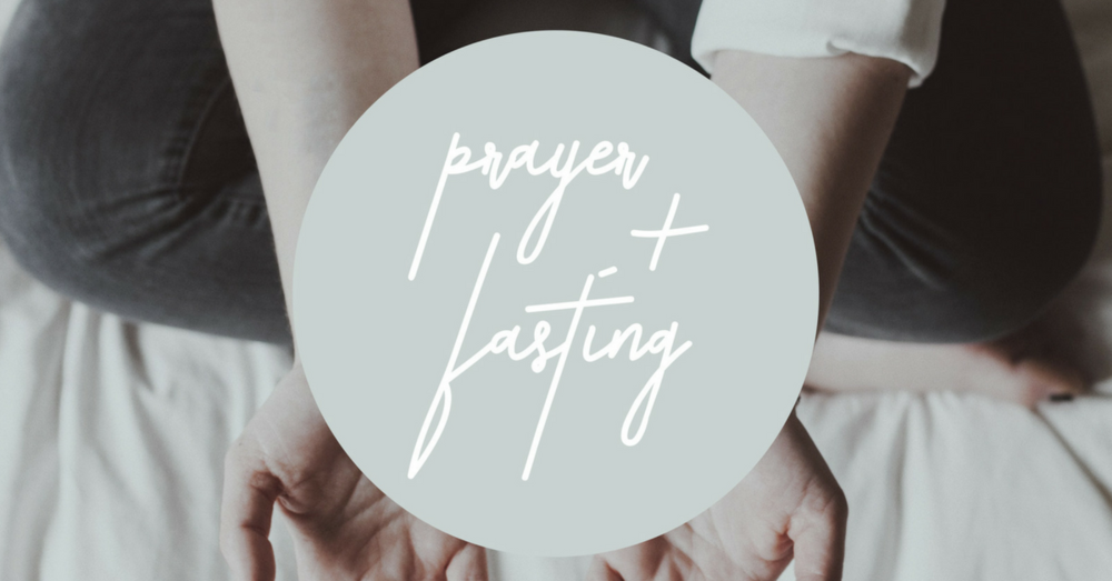 Prayer + Fasting at Church Of God Mission Int - Common Impact centre