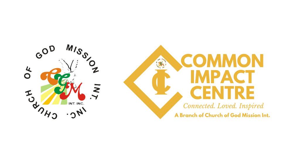 Logo of Church Of God Mission International - Common Impact Centre - London