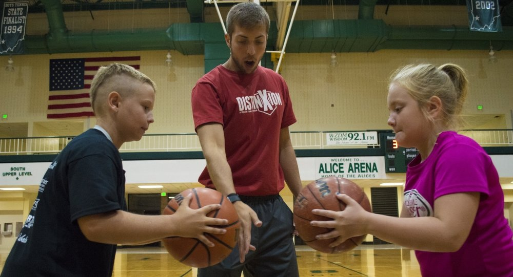 Youth Basketball Camps