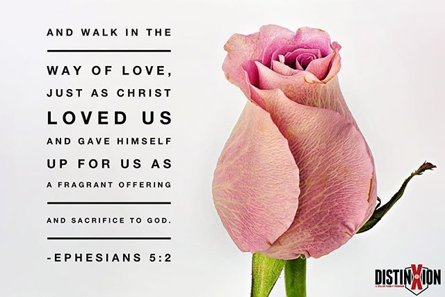 Hope everyone had a great weekend as we all continue our walk in faith! #love #bepositivelydifferent