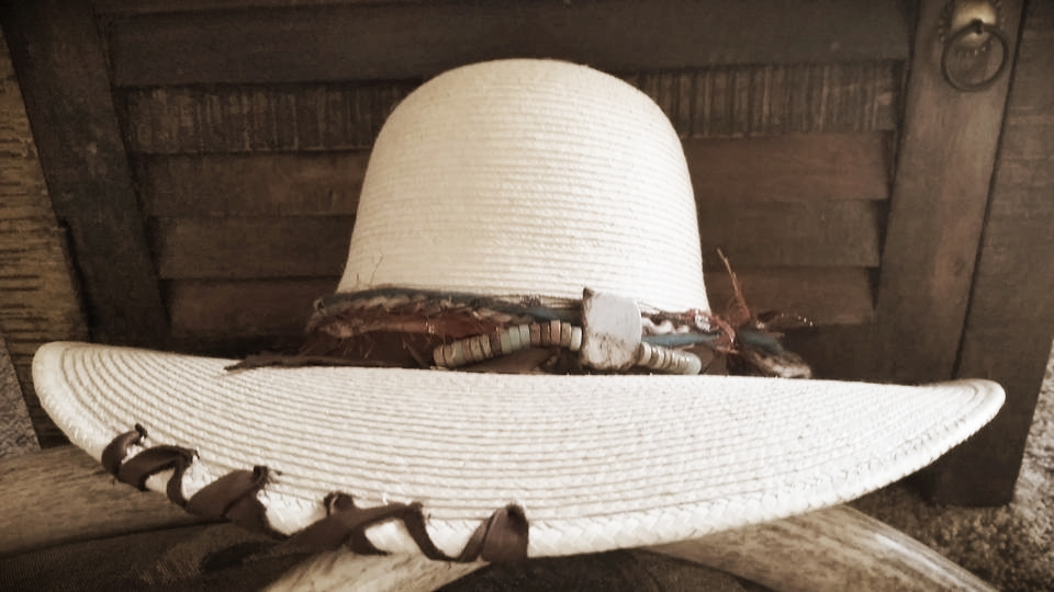 Straw Hats and Accessories